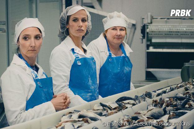 Rebelles : Audrey Lamy, Cécile de France et Yolande Moreau forment une team de choc