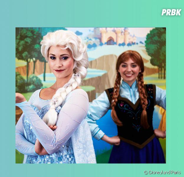 Sauras-tu reconnaître ces Princesses de Disneyland® Paris à partir d'un détail de leur look ?