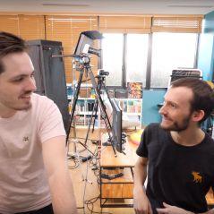 Cyprien VS Squeezie : les youtubeurs Laink et Terracid (Wankil Studio) parodient leur faux clash