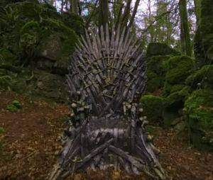 """Game of Thrones saison 8 : six trônes cachés dans le monde, voici le """"Trône de la forêt"""""""
