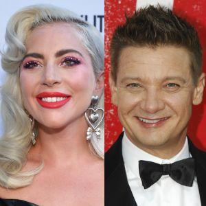 Lady Gaga en couple avec Jeremy Renner, l'acteur d'Avengers ?