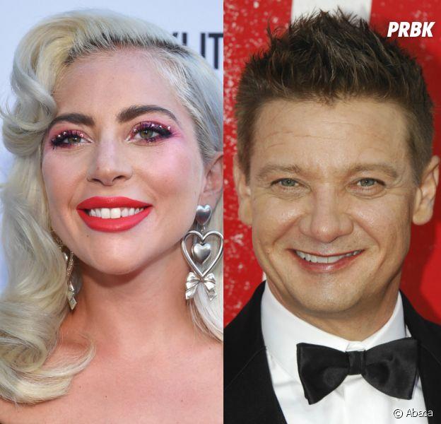 Lady Gaga et Jeremy Renner (Avengers) en couple ?