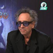 """Tim Burton : """"Le truc génial avec Dumbo c'est qu'il ne parle pas, tout comme moi"""" (interview)"""