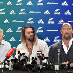 Jason Momoa et Dwayne Johnson recrutés par les All Blacks ? Le meilleur poisson d'avril de l'année