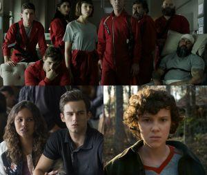La Casa de Papel, Stranger Things... : voici les 20 séries les plus populaires en France en 2018