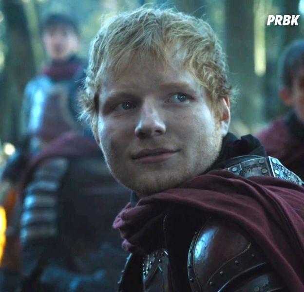 Game of Thrones saison 8 : avez-vous remarqué cette révélation sur le personnage de Ed Sheeran ?