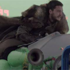 Game of Thrones saison 8 : les coulisses de la balade à dragons dévoilées et... c'est ridicule