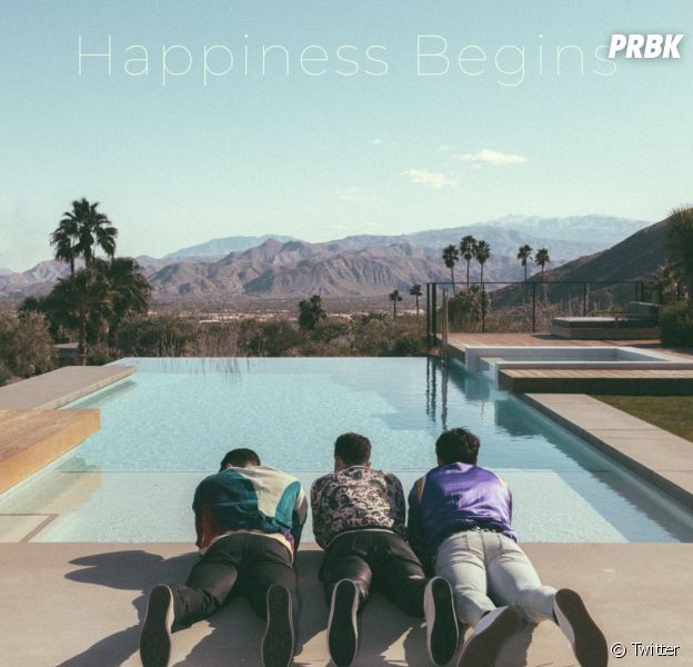 """Jonas Brothers dévoile la date de sortie de son album """"Happiness Begins"""""""