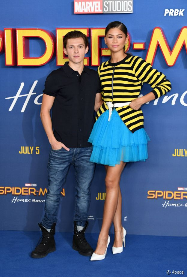 Tom Holland serait en couple avec Zendaya selon les rumeurs