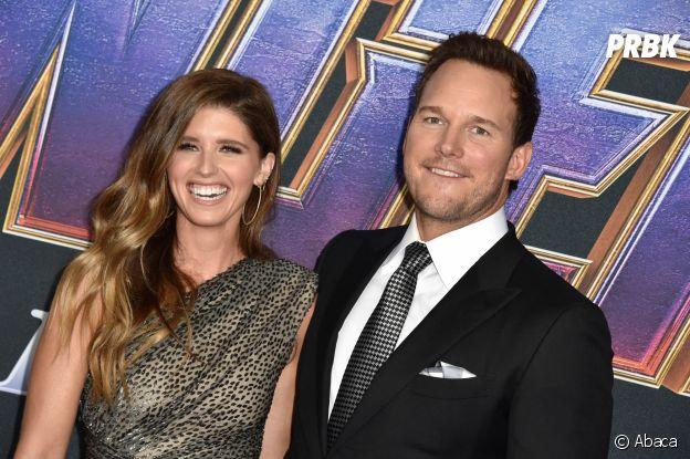 Chris Pratt et sa fiancée Katherine Schwarzenegger