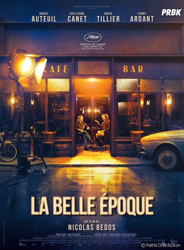 L'affiche du film La belle époque réalisé par Nicolas Bedos