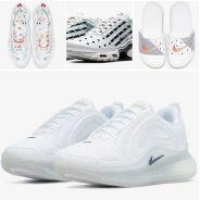 """Cette collection canon de sneakers """"Unité totale"""" de Nike va vous faire aimer les Bleues"""