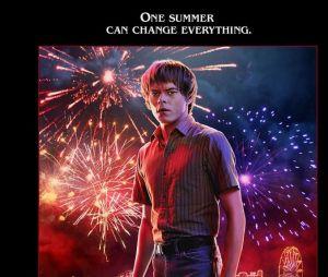 Stranger Things saison 3 : l'affiche de Jonathan joué par Charlie Heaton