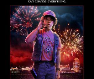 Stranger Things saison 3 : l'affiche de Dustin joué par Gaten Matarazzo