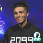 Aladdin : Mena Massoud prêt pour un date avec Jasmine ? Son interview vrai ou faux