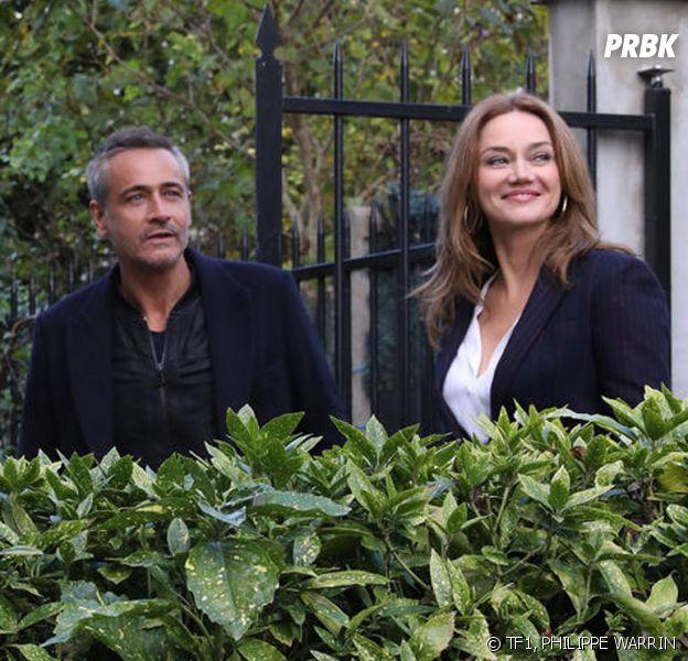 Alice Nevers saison 17 : Jean-Michel Tinivelli gêné par les scènes intimes avec Marine Delterme