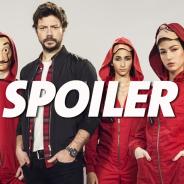 La Casa de Papel saison 3 : (SPOILER) retrouvé par la police ? Le tweet qui semble confirmer