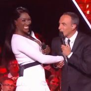 Aya Nakamura se réconcilie avec Nikos Aliagas sur la finale de The Voice 8... et le tacle gentiment
