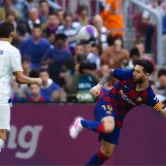 PES 2020 : dribbles, gestes défensifs, Master League... Konami et Messi dévoilent les nouveautés