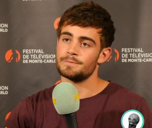 Demain nous appartient : Clément Rémiens en interview pour PRBK