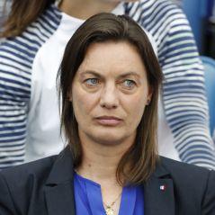 Les internautes s'amusent de l'absence d'émotions de Corinne Diacre pendant France - Brésil