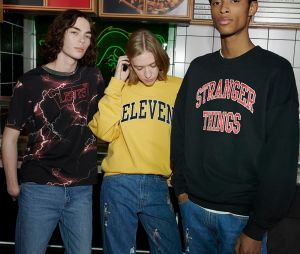 La collab Stranger Things x Levi's