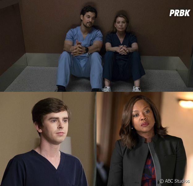 Grey's Anatomy saison 16, Good Doctor saison 3 : découvrez les dates de retour des séries de ABC