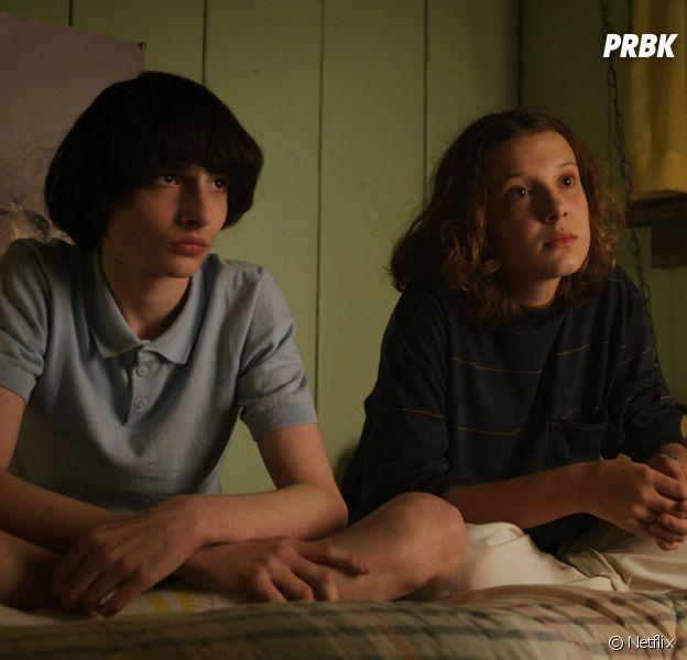 Millie Bobby Brown (Stranger Things) et Finn Wolfhard en couple ? L'acteur répond