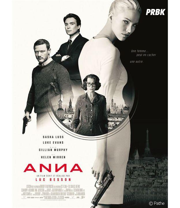 Anna de Luc Besson au cinéma le 10 juillet.