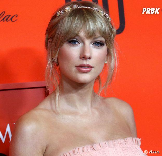 Taylor Swift est la star la mieux payée au monde cette année avec 185 millions de dollars