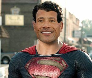Superman bientôt noir ? Dwayne Johnson y croit