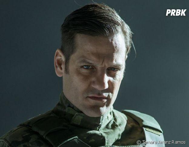 La Casa de Papel saison 3 : Rodrigo de la Serna joue le rôle de Palerme