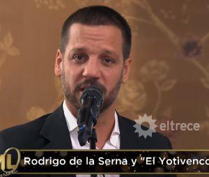 Rodrigo de la Serna (La Casa de Papel) est aussi chanteur