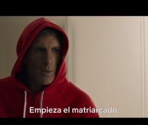 La Casa de Papel saison 3 : Martin Palermo participe à la promotion