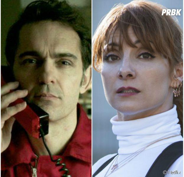 La Casa de Papel saison 3 : Berlin et Alicia en couple ? La folle théorie des internautes