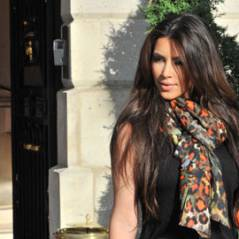 Photos ... Kim Kardashian et sa soeur se promènent dans les rues de New York