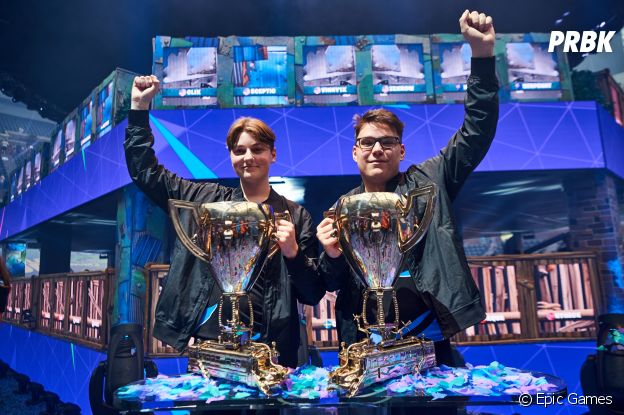Fortnite World Cup : aqua et Nyhrox gagnants de la finale duo
