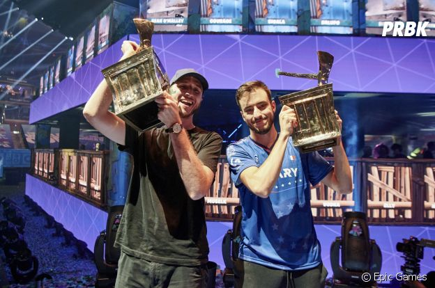 """Fortnite World Cup : Airwaks et RL Grime remportent le tournoi """"célébrité"""" pour la bonne cause"""