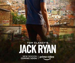 L'affiche de la saison 2 de Jack Ryan avec John Krasinski