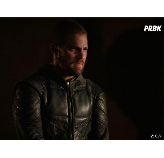 Arrow saison 8 :une fin parfaite pour Oliver ? Stephen Amell très content