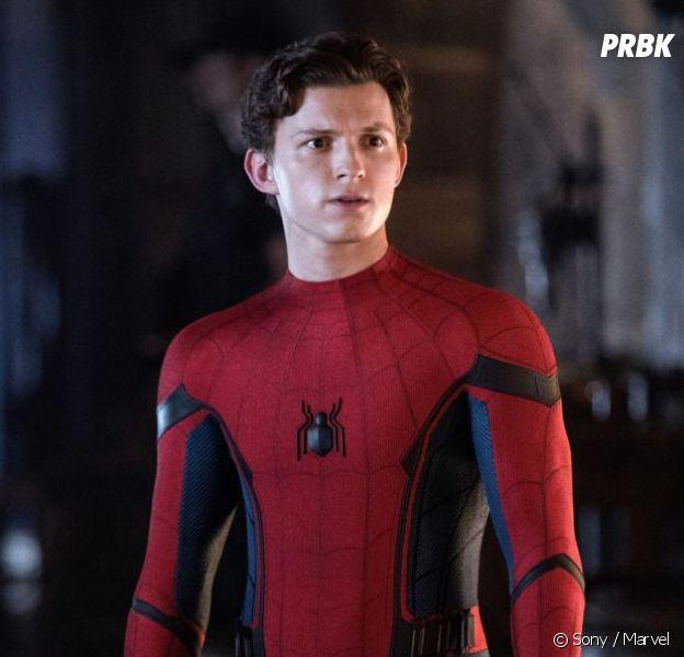 Spider-Man sans le MCU : Tom Holland rassure les fans, il n'abandonne pas le super-héros