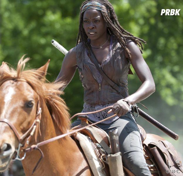 """The Walking Dead saison 10 : Michonne au centre de révélations """"majeures"""" avec """"des conséquences massives"""""""