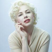 Michelle Williams ... sa première photo en Marilyn