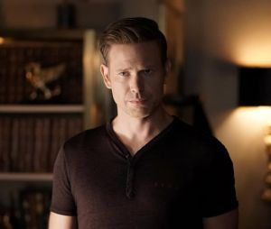 Matt Davis dans la série Legacies, spin-off de The Originals