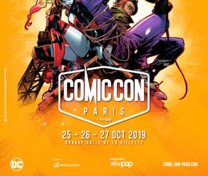 Comic Con Paris 2019.