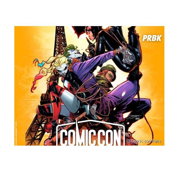 Comic Con Paris 2019.
