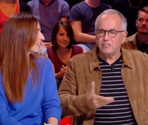 Fabrice Luchini se confie sur la télé-réalité dans Quotidien