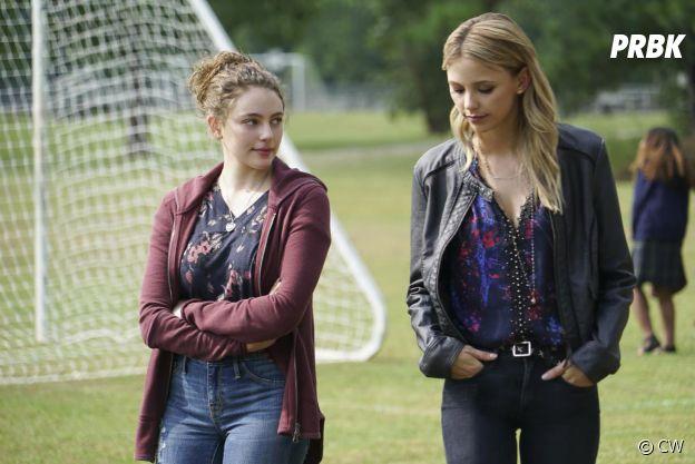 Freya et Hope dans The Originals
