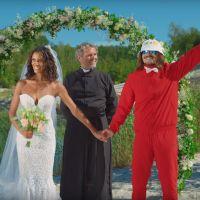 Lorenzo et Shy'm mariés : découvrez la cérémonie en gifs  👩❤️👨