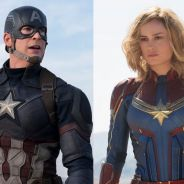 Brie Larson (Captain Marvel) et Chris Evans (Captain America) dans Star Wars ?